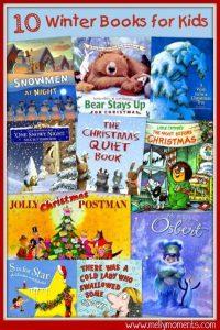 10 Winter Themed Books for Kids