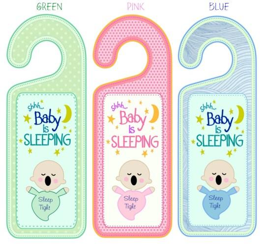 Baby Door Hanger