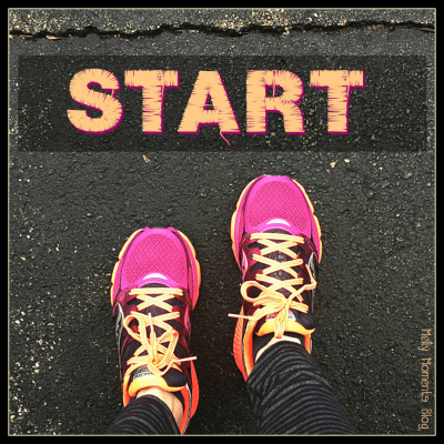 It all starts with a step…