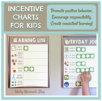 Incentive Charts for Kids