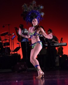 Dancer Amy Joy Iwasaki.