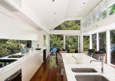 HUNTERS HILL RESIDENCE