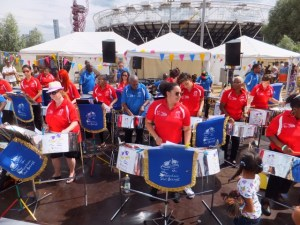 The Melodians played at the Queen Elizabeth Olympic Park on the 27th July as part of the Great British Carnival to celebrate the midpoint between the London and Rio Olympics.