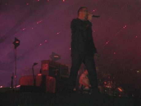 Bono Vox - U2 360 Tour - Milano - 5