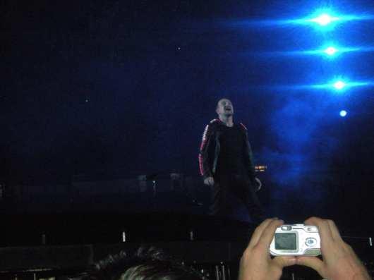 Bono Vox - U2 360 Tour - Milano - 9