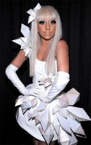 Lady Gaga -In Bianco