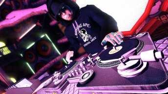 DJ Hero - Screenshot 1
