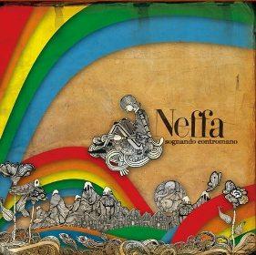 Neffa- Sognando contromano - Artwork