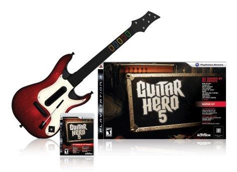 Guitar Hero 5: Il Controller Chitarra ed il Bundle Box