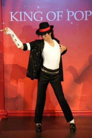 Statua Michael Jackson 1