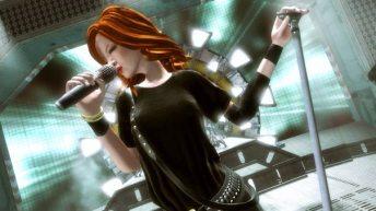 Guitar Hero 5 - Shirley Manson -2