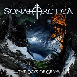 Sonata Arctica - Artwork di The Days of Grays