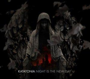Katatonia - Artwork di Night Is The New Day