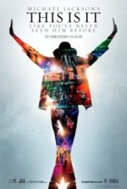 Michael Jackson - This Is It - Poster