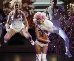 Lady Gaga agli Mtv Video Music Awards 2009 4