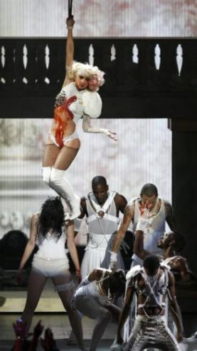 Lady Gaga agli Mtv Video Music Awards 2009 5