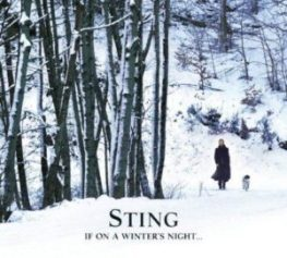 sting - artwork- If on a winter's night