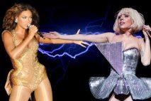 Beyoncè e Lady GaGa