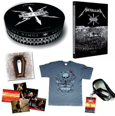 """Metallica: """"Francais pour une nuit"""" è il DVD in uscita il 23 novembre"""