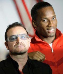 Bono e Drogba 9