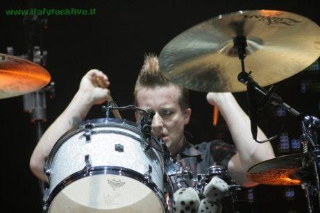 Green Day - Concerto Bologna 16