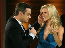 Robbie Williams e Michelle Hunziker 2