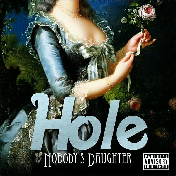 """Hole: artwork e tracklist di """"Nobody's Daughter"""""""