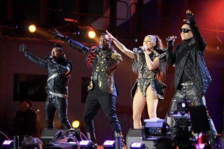 Black Eyed Peas 1