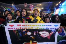 FIFA World cup 2010 concert 2