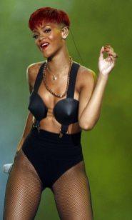 Rihanna Live a Madrid 8