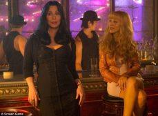Cher e Christina Aguilera 3