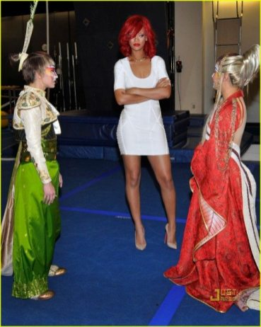 Rihanna e Katy Perry 2