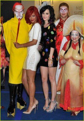 Rihanna e Katy Perry 3