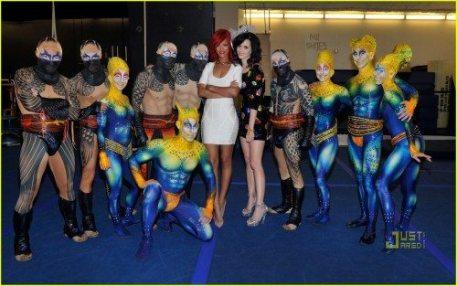 Rihanna e Katy Perry 5