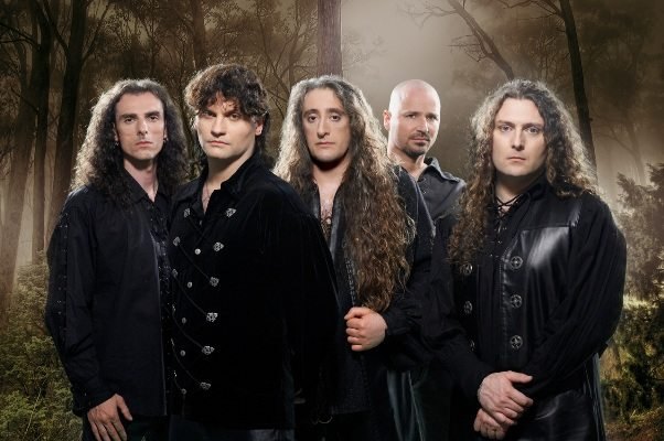Rhapsody Of Fire, il tour europeo