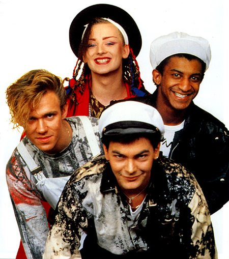 Boy George annuncia la reunion dei Culture Club