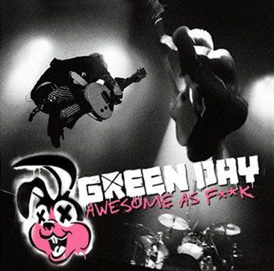 Green Day, il nuovo album live esce il 22 Marzo