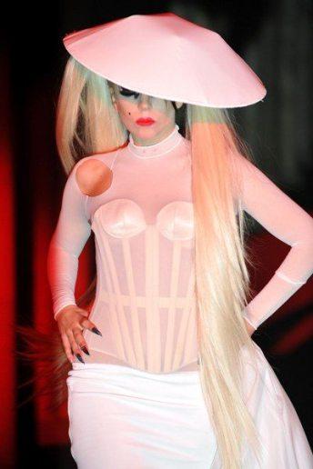 Lady GaGa modella per una notte 6