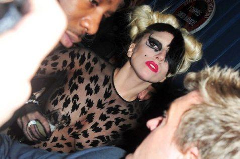 Lady GaGa modella per una notte 8