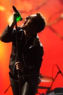Glastonbury 2011 - Acuto di Bono Vox