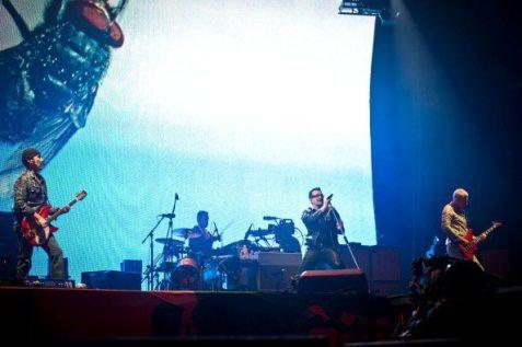 U2 al Festival di Glastonbury 2011