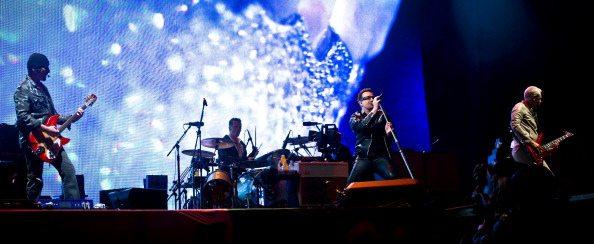 Festival di Glastonbury 2011 - U2