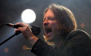 Thom Yorke Live at Glastonbury 2011