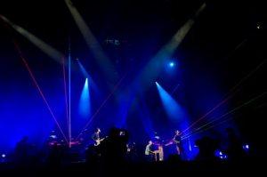 Live dei Coldplay - Festival di Glastonbury