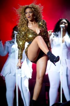 Festival di Glastonbury - Pyramid Stage - Beyoncé