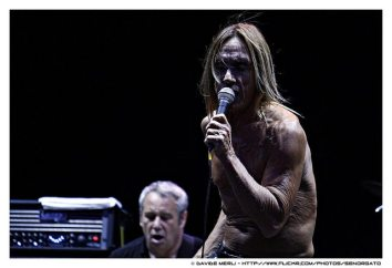 Iggy Pop Rock In IdRho 2011