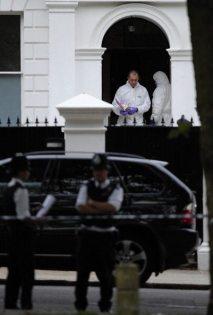 La polizia presidia la casa di Amy Winehouse