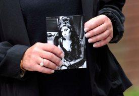 Una foto di Amy Winehouse