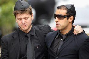 I funerali di Amy Winehouse