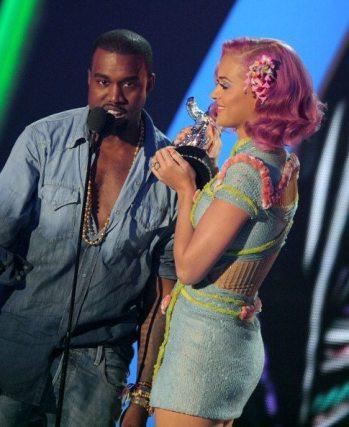 Katy Perry e Kanye West